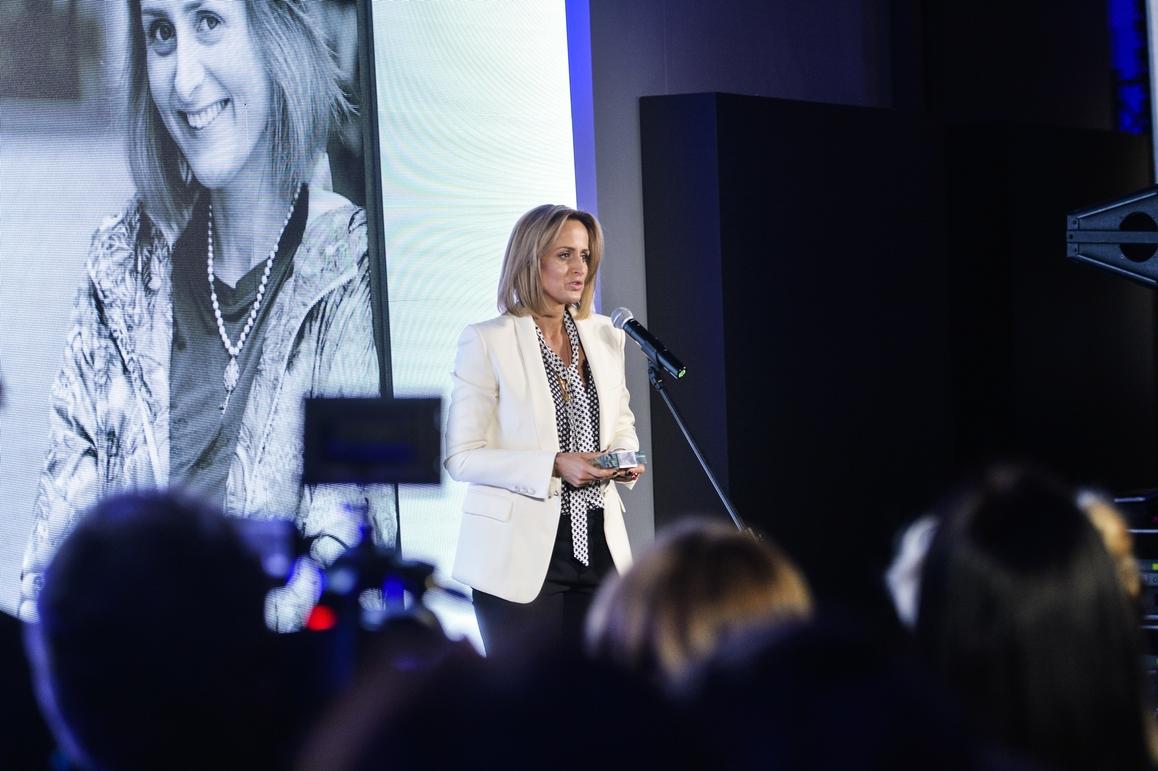 Anka Krystyniak - Elle Style Award